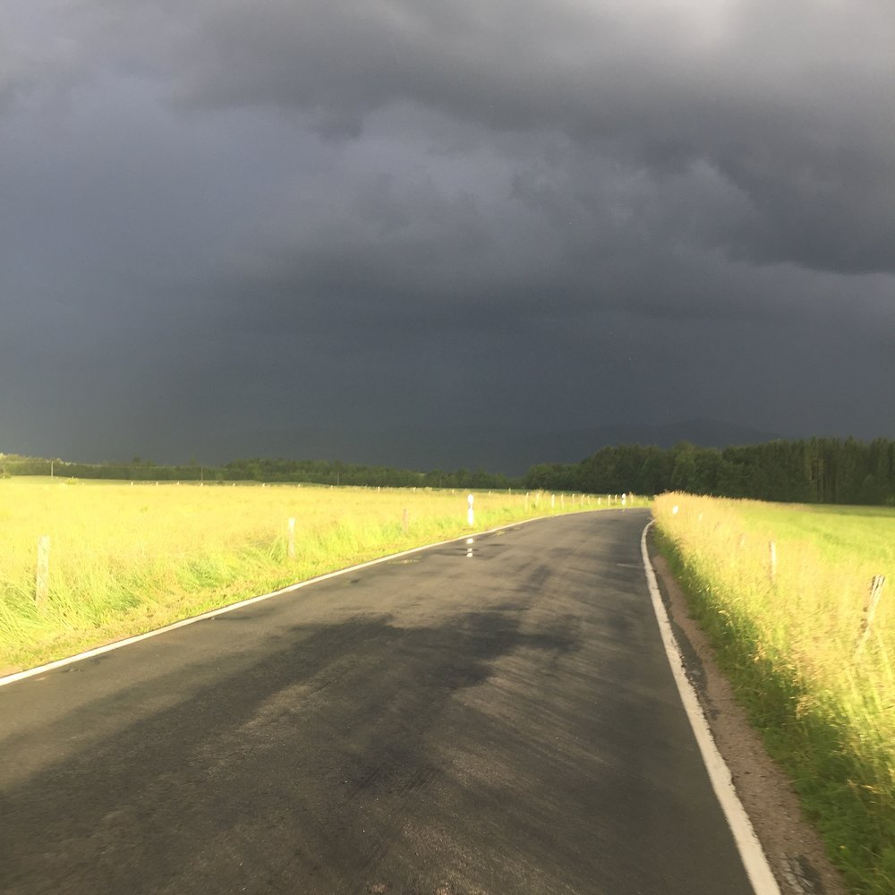 Crap weather in Germany
