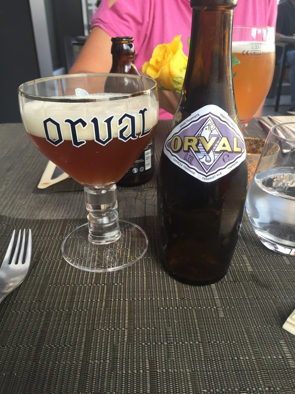 Belgian beer time