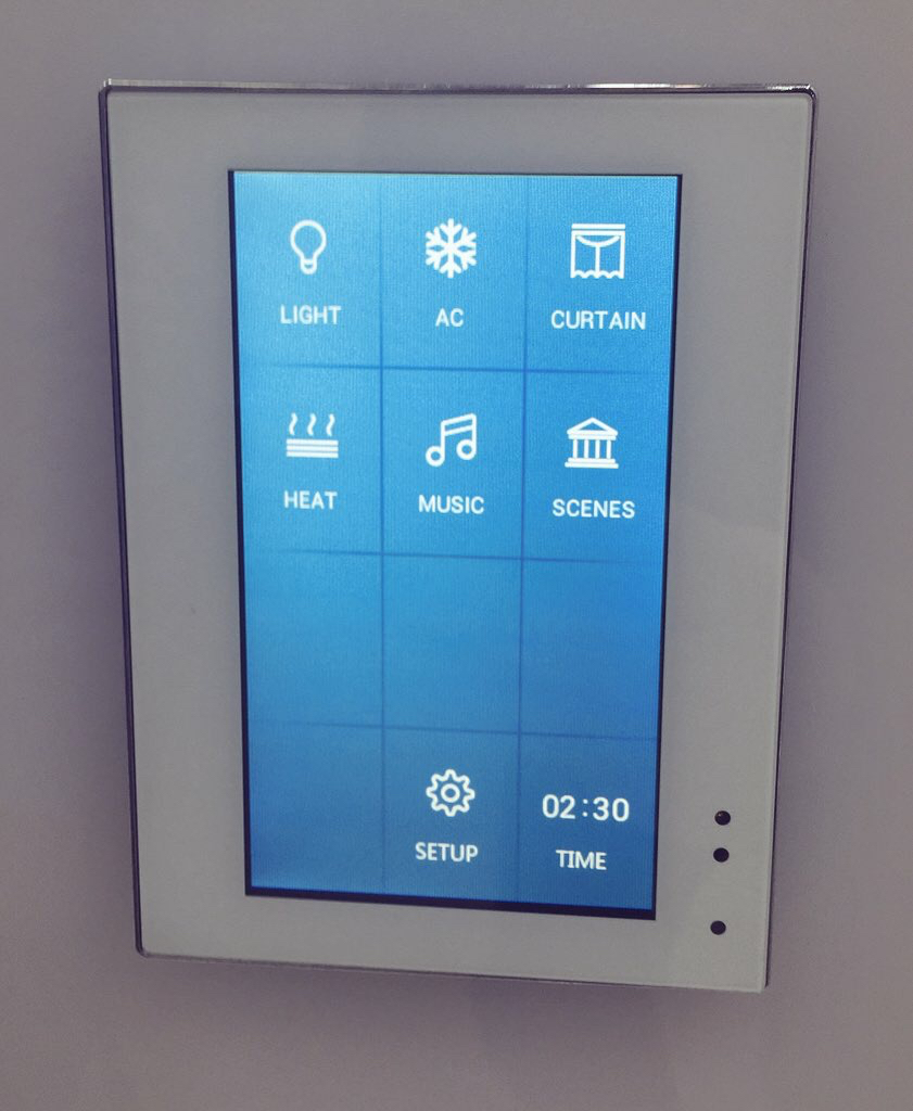 iot smart home home automation home technology customised year after year the home builders shy away from adopting a smarter wiring scheme in their properties yet home buyers are now demanding better connectivity