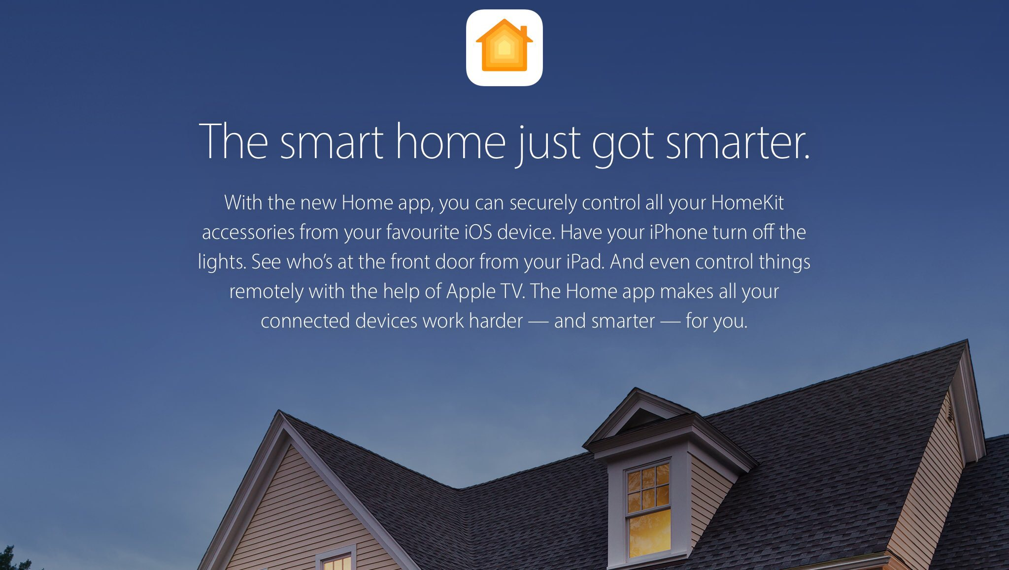 A Change Is Gonna Come - #SmartHome Blog — Customised