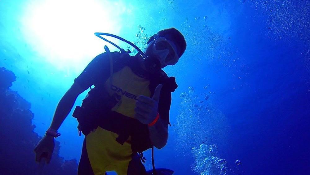 Scuba Diving Nitrogen Narcosis