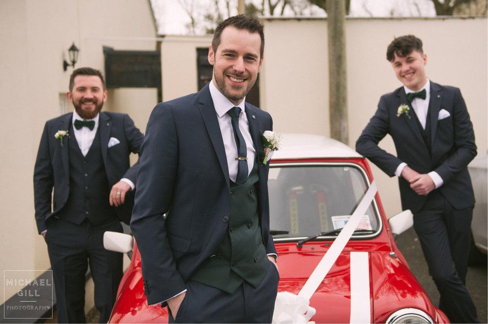 Isle of Doagh Wedding
