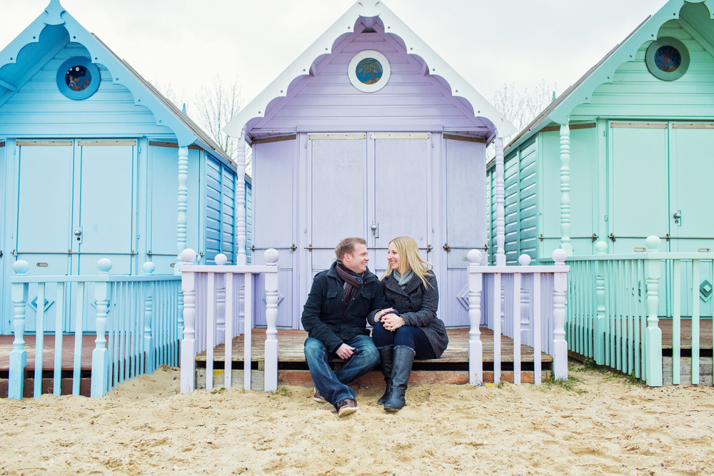 Mersea Island Beach Wedding