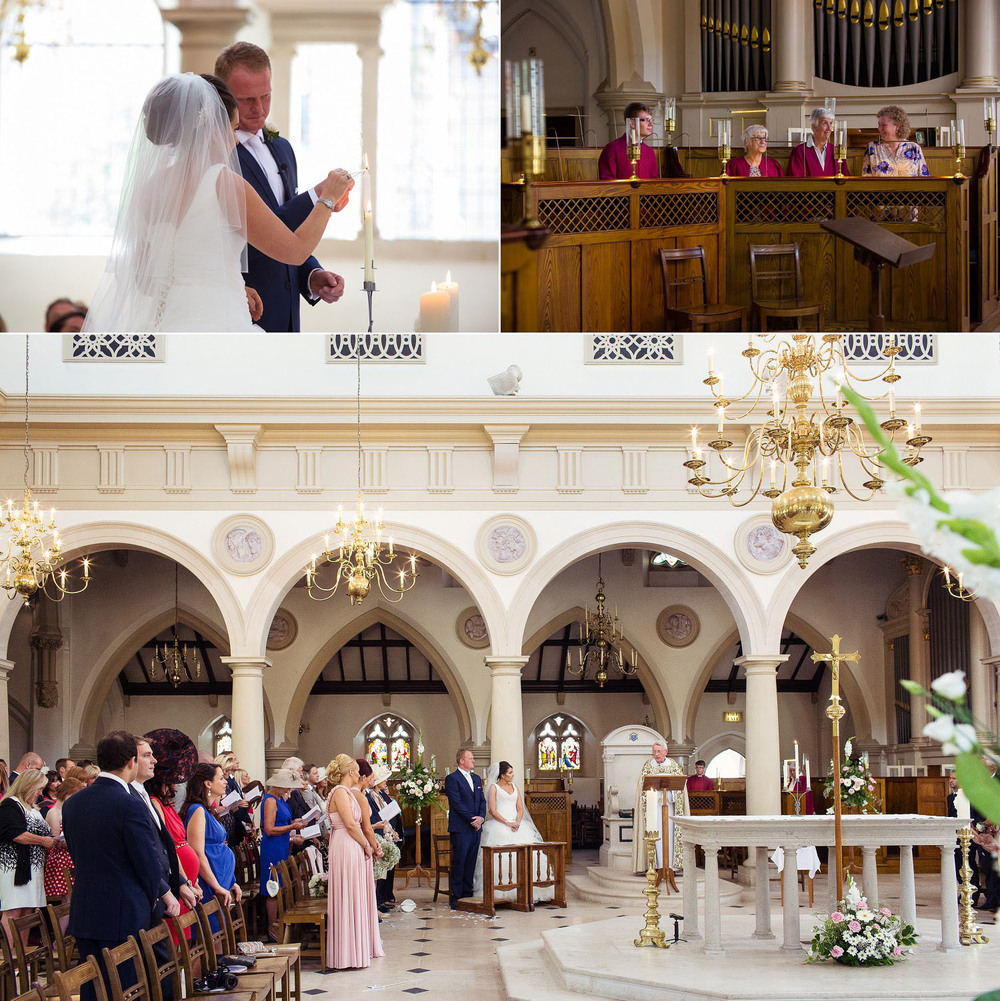 Brentwood Cathedral Wedding - Essex Wedding Photographer