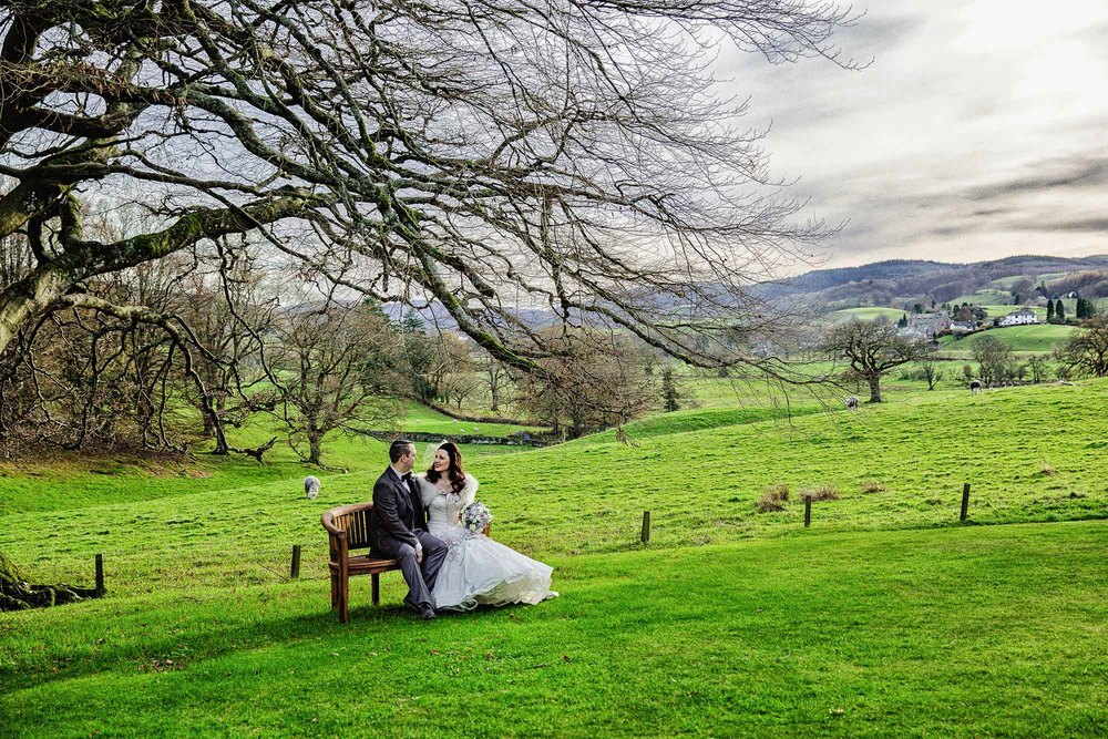 Belmont Cumbria Wedding Photographer