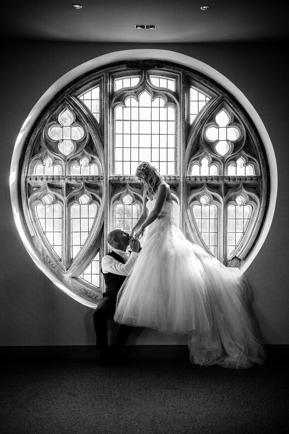 Chris & Laura - Ellingham Hall Northumberland