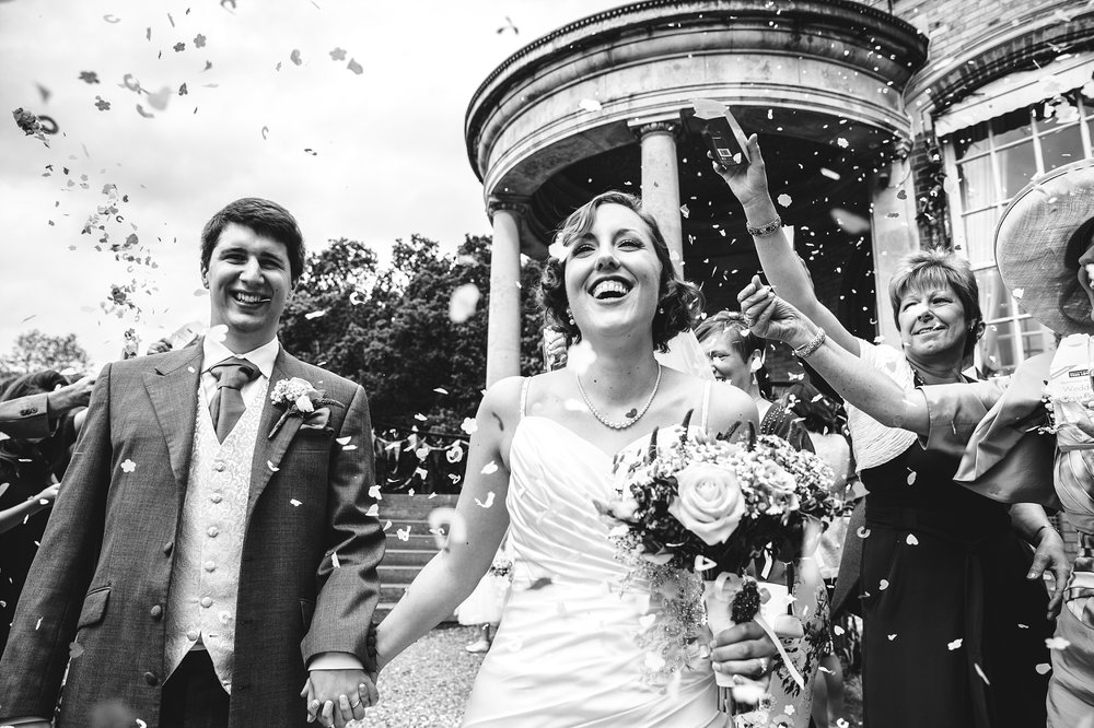 Ponsbourne Hotel Wedding Photographer
