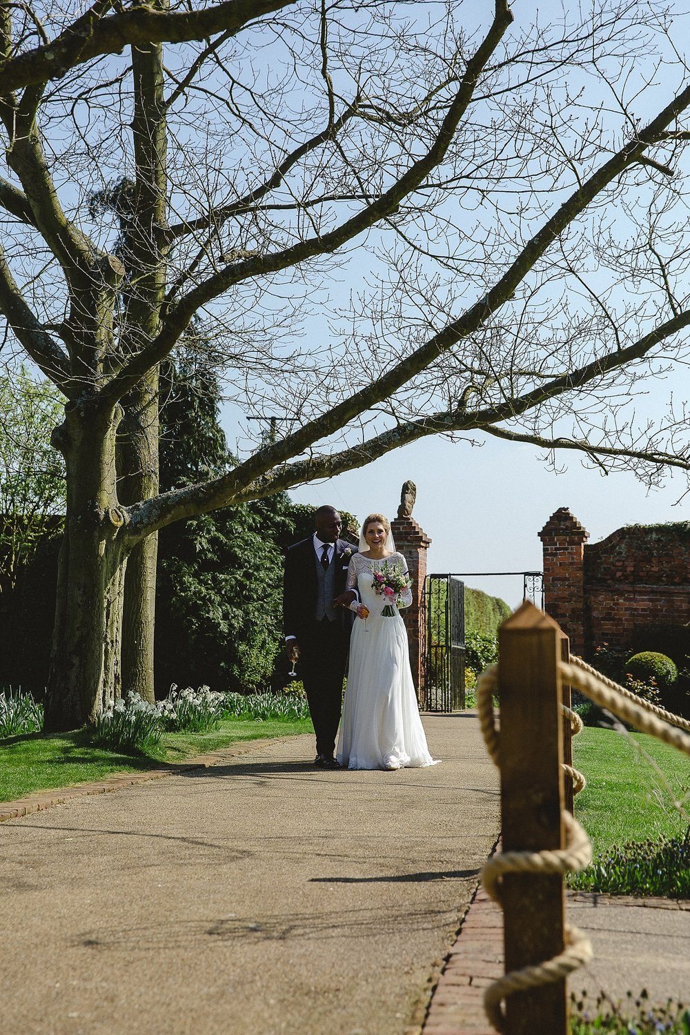 Gaynes Park Wedding - Essex Wedding Photographer