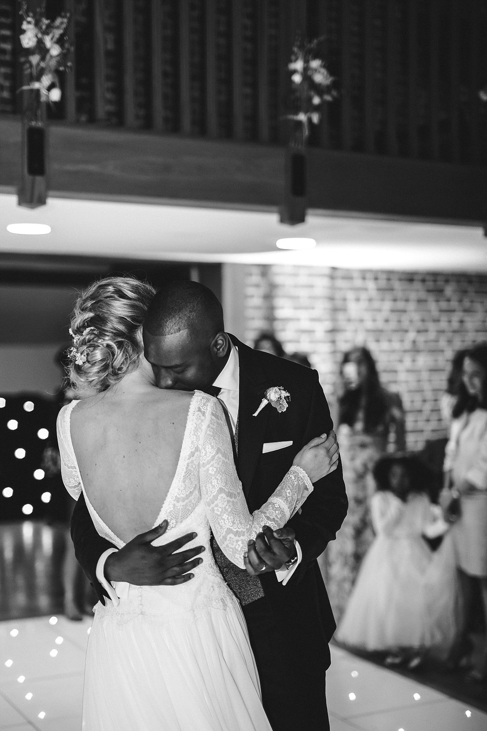 Gaynes Park Wedding First Dance