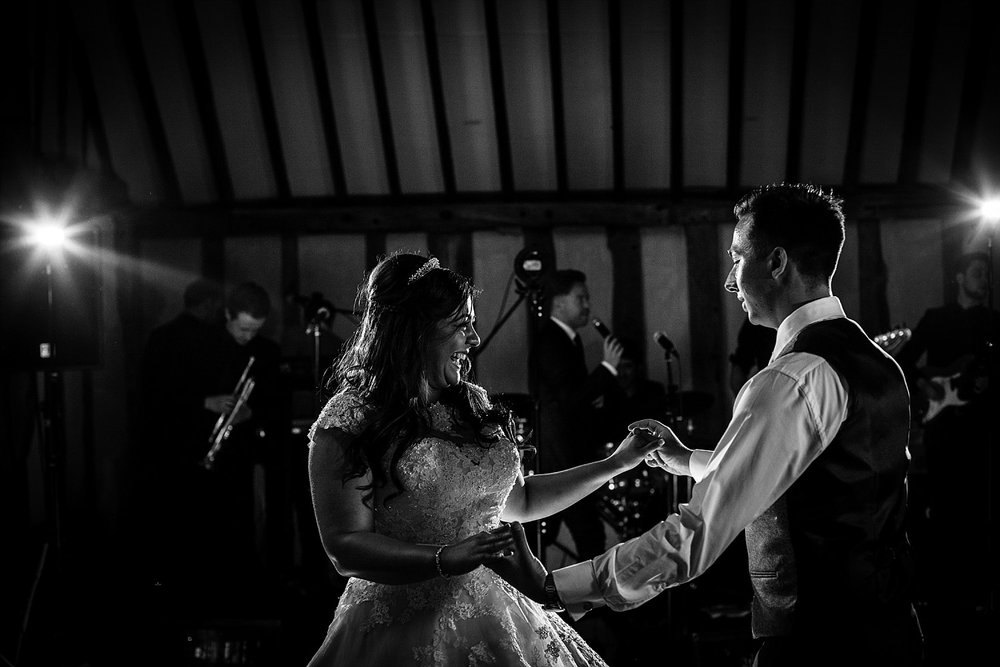 Blake Hall Essex Wedding First Dance