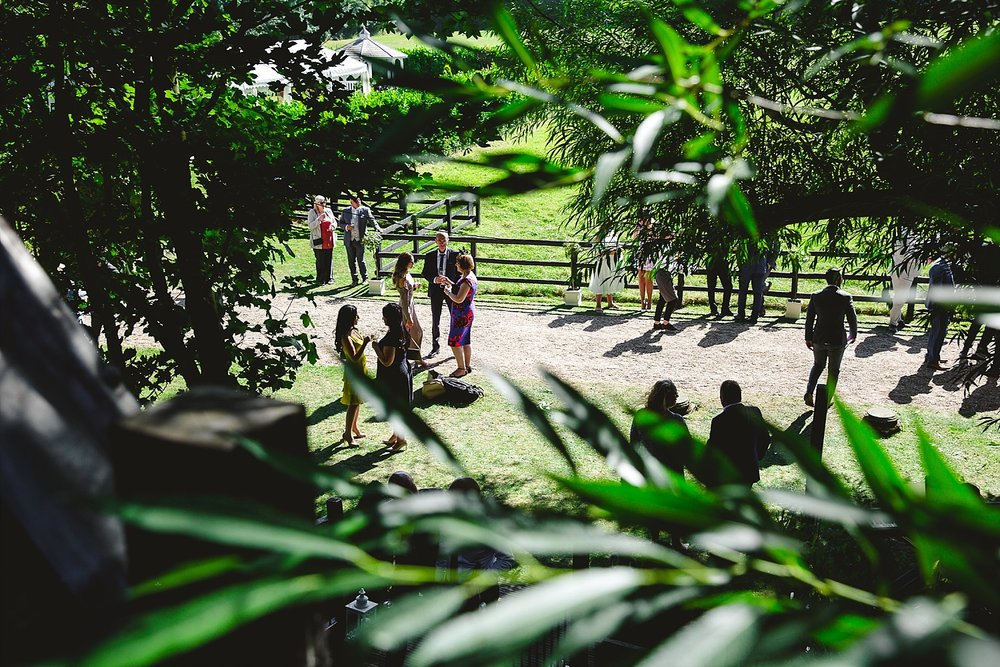 Old Brook Barn Wedding Reception