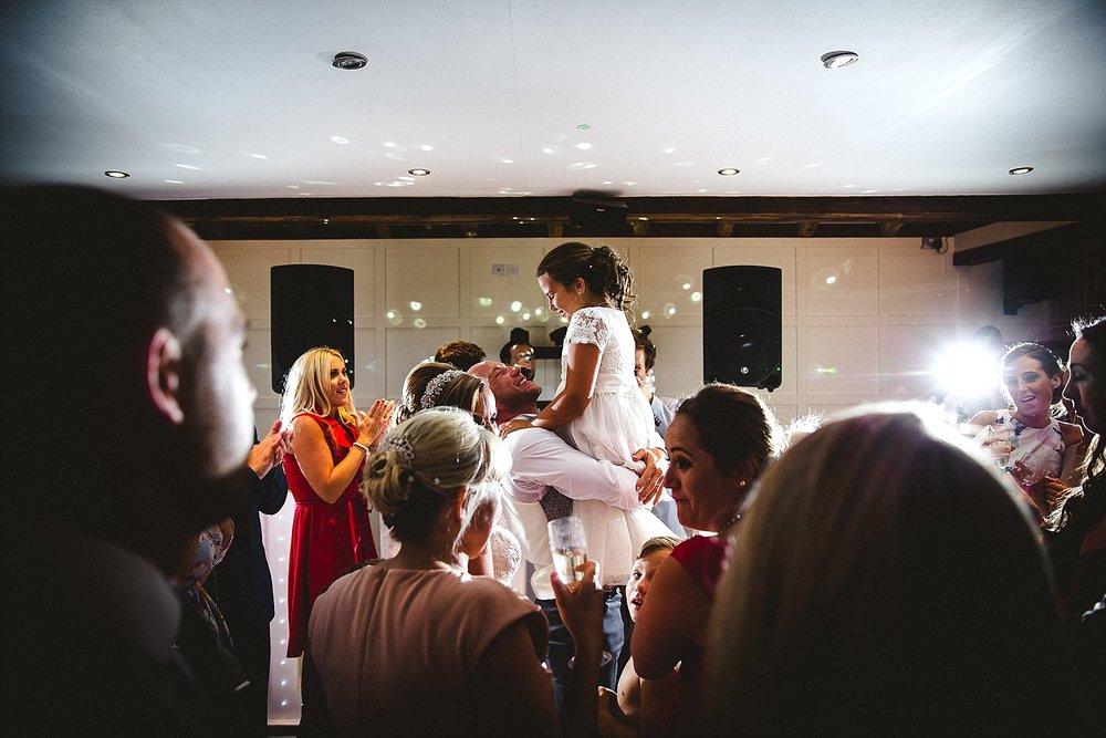 Old Brook Barn Essex Wedding First Dance