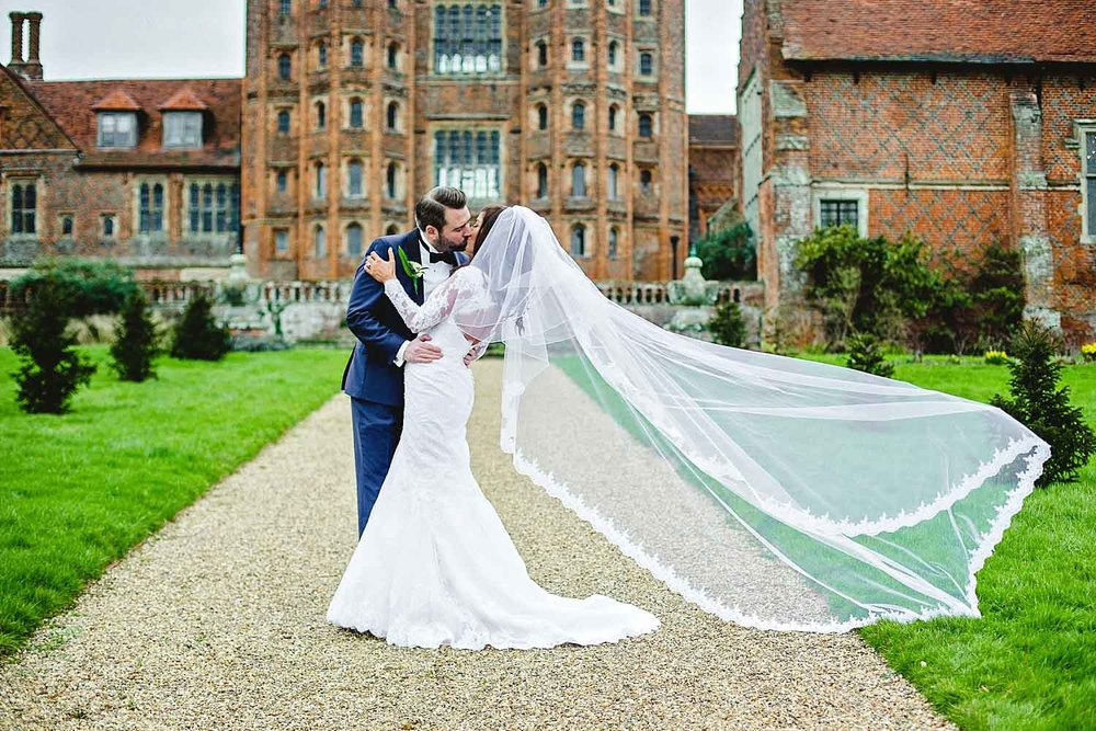Colchester Wedding Photographer - Layer Marney Tower Essex