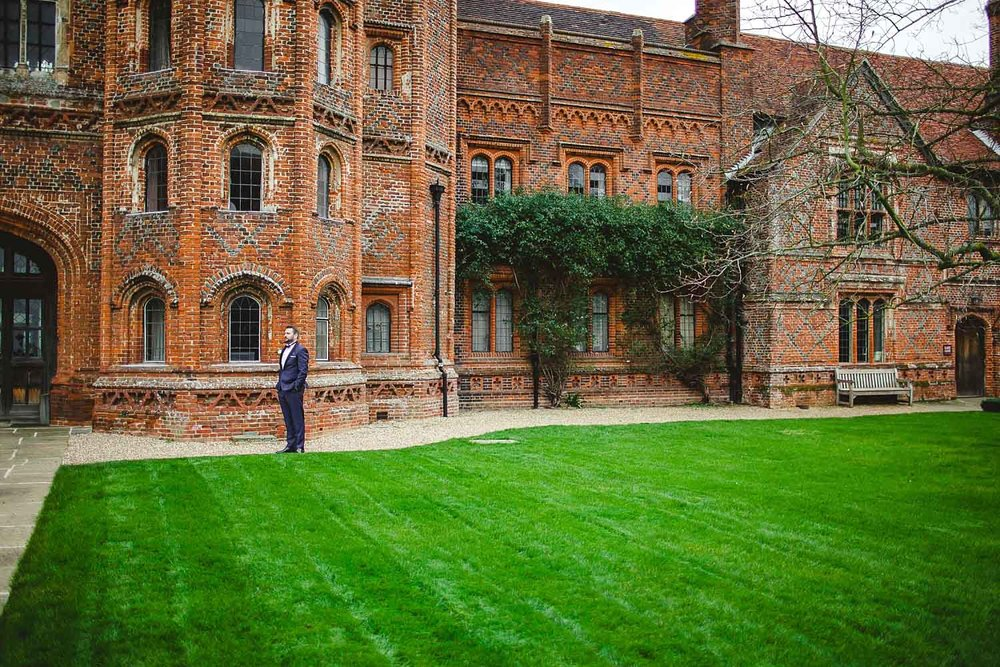 Wedding Photographer Essex - Layer Marney Tower