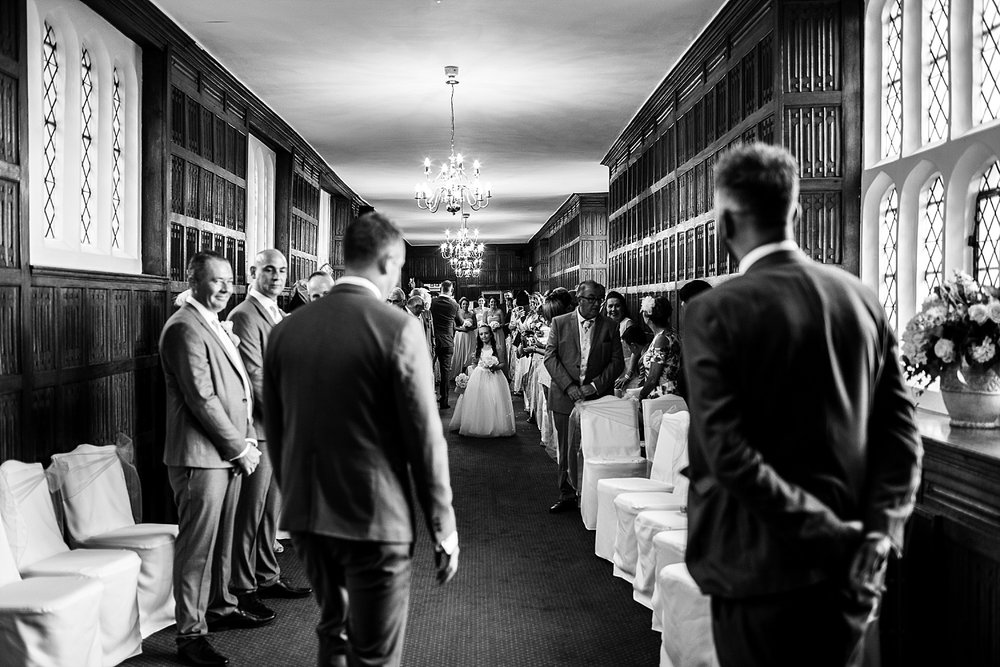 Gosfield Hall Wedding  - Wedding Photographer Essex