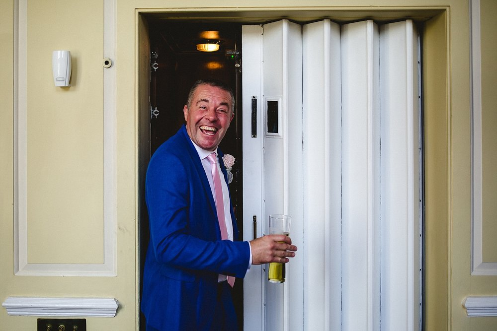 Gosfield Hall Wedding Photographer - Anesta Broad Photography