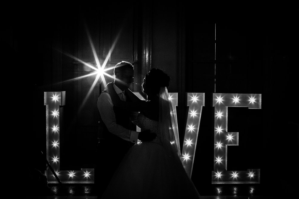 Gosfield Hall Essex Wedding - First Dance