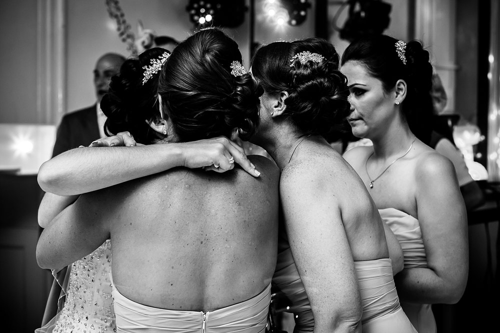Gosfield Hall Wedding - Bridesmaids on the Dancefloor