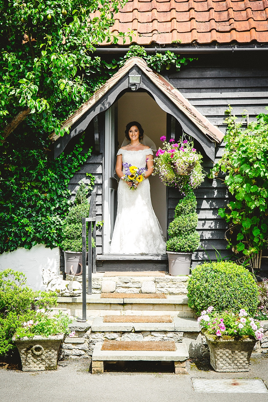 Old Brook Barn Essex Outdoor Wedding