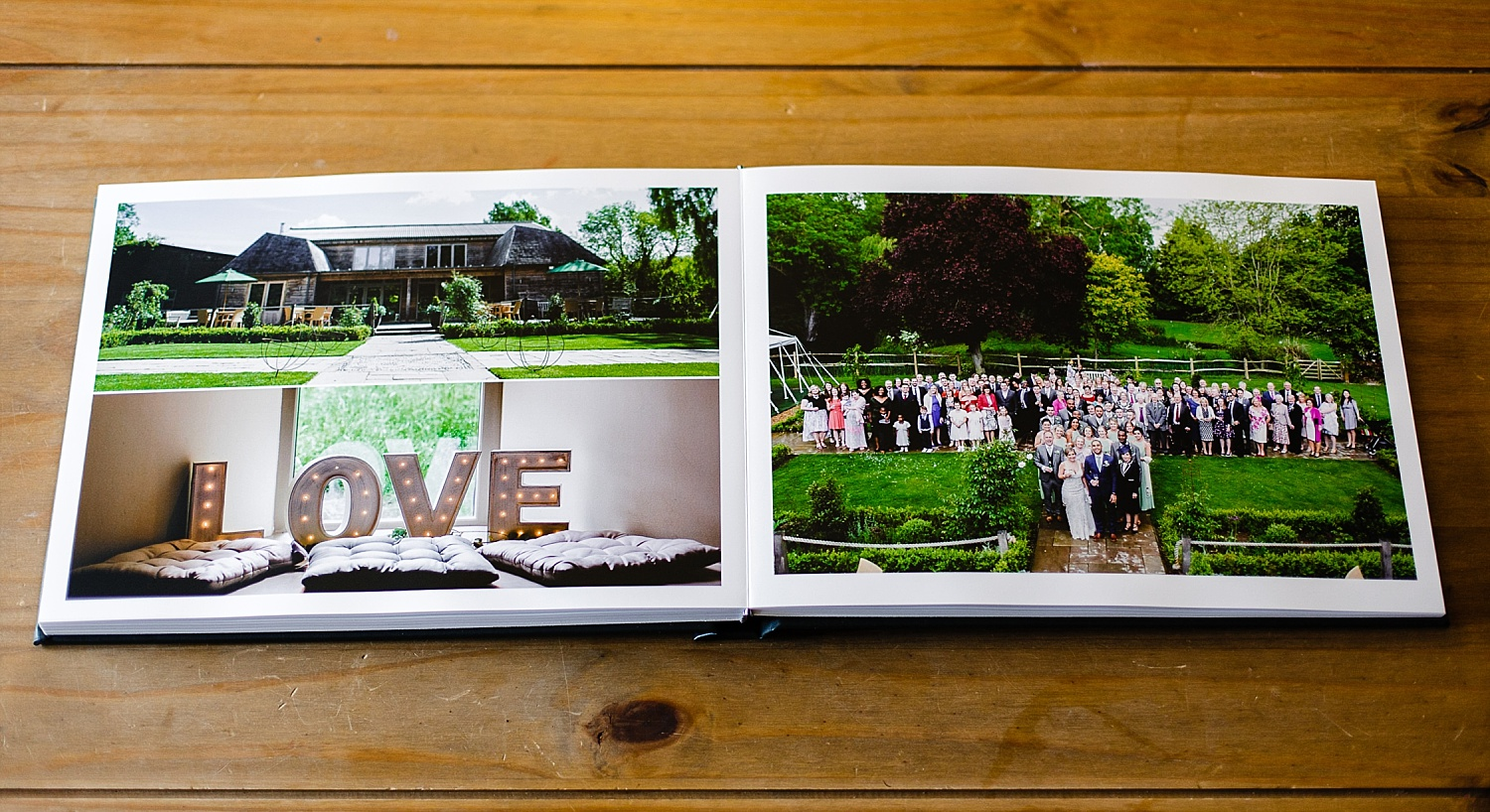 Wedding Albums By Anesta Broad Photography 30