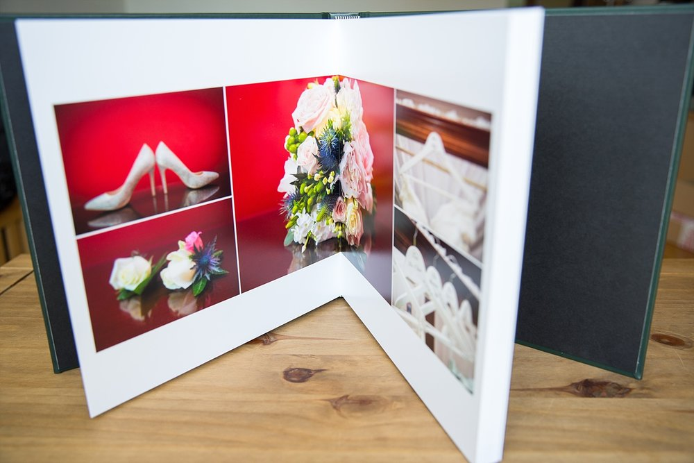 Fennes Essex Wedding Album