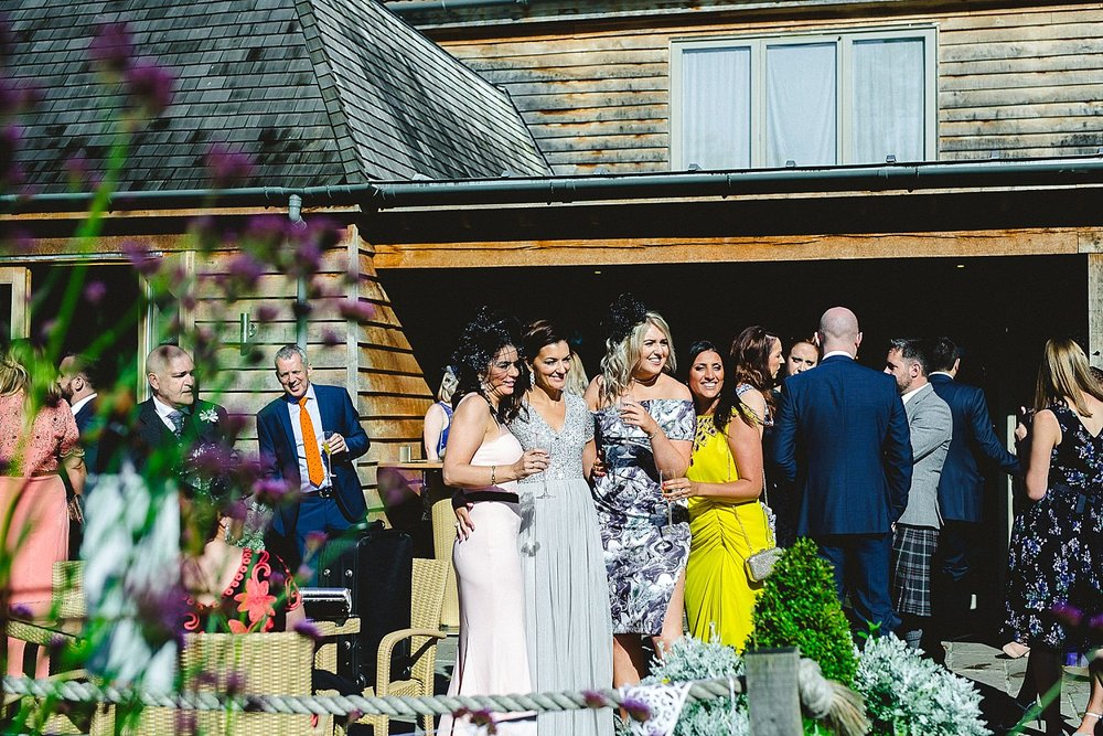 Houchins Essex Wedding - Documentary Photographer