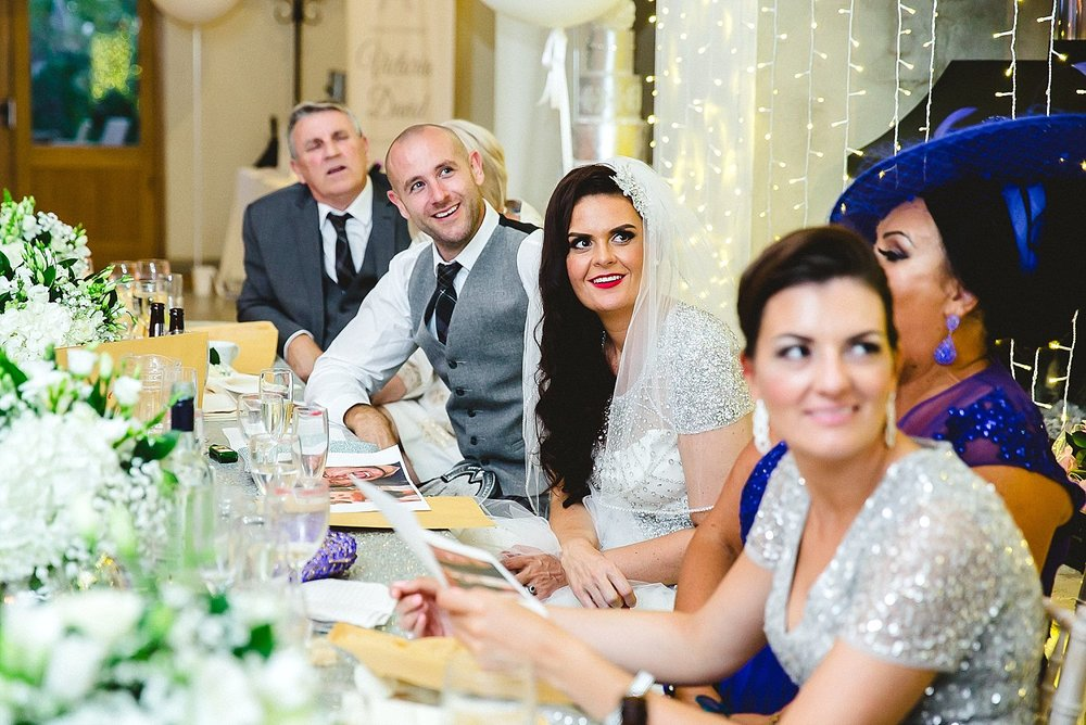 Houchins Essex Wedding Photography - Speeches
