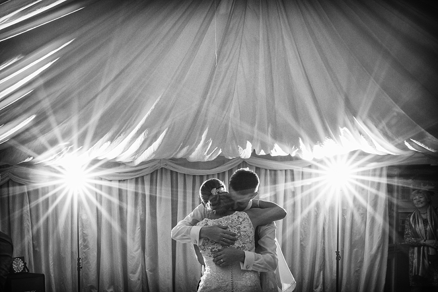 Gilwell Park Essex Wedding Photographer First Dance