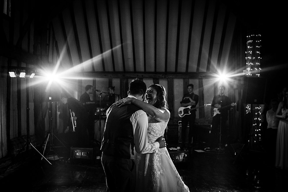 Blake Hall Wedding Photographer First Dance