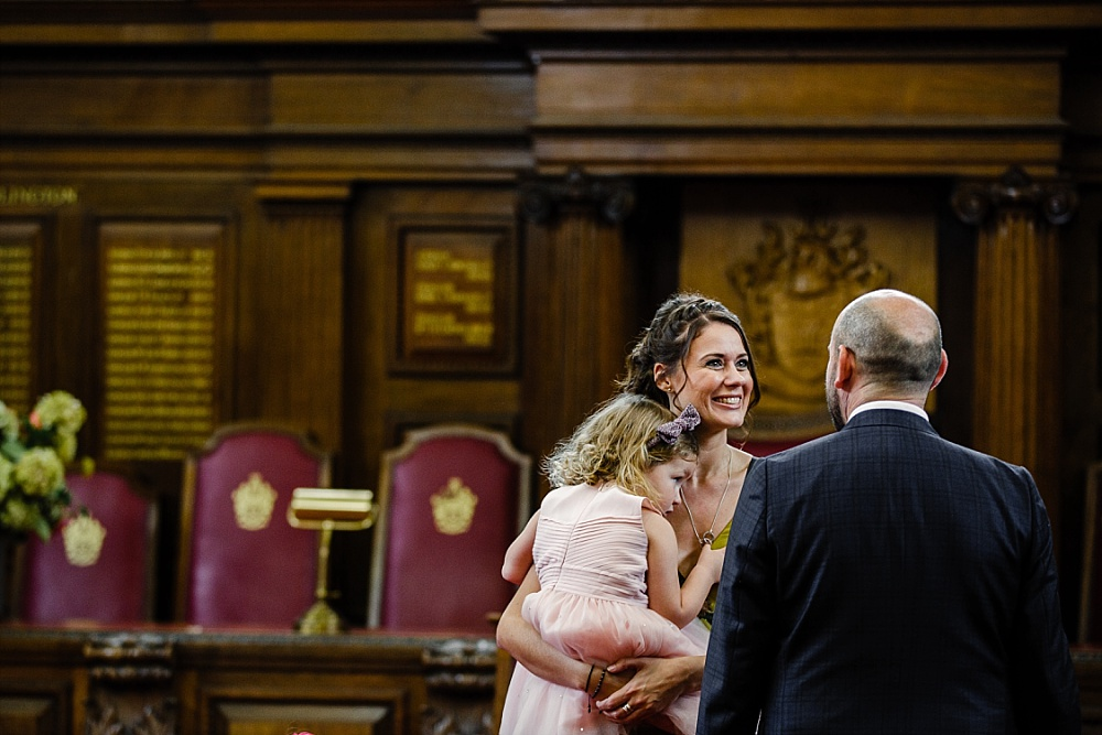 Islington Town Hall Wedding - London Wedding Photographer