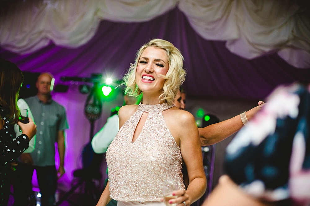 Dancefloor - Moor Hall Essex Wedding Photography