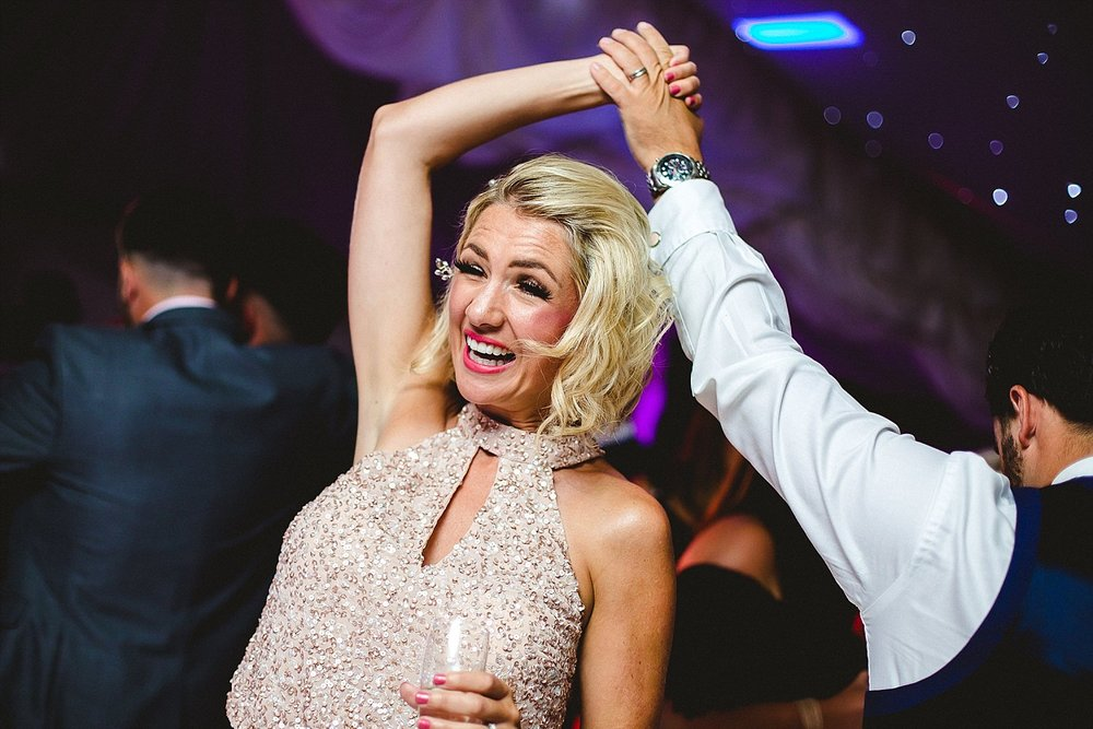Moor Hall Wedding - Essex Wedding Photographer - Dancefloor