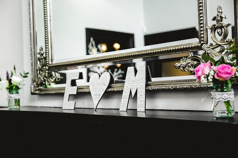 Wedding Details - Swynford Manor Wedding Photographer