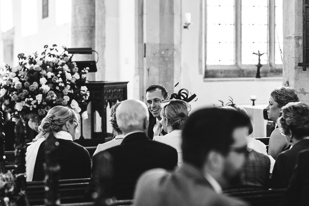 Cottenham All Saint's Church - Swynford Manor Wedding Photographer