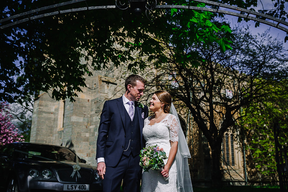 Cottenham All Saint's Church Wedding - Swynford Manor Wedding Photographer