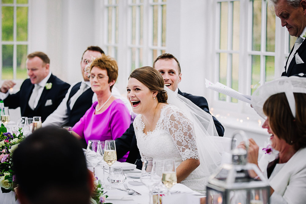 Father of the bride's speech at Swynford Manor Wedding