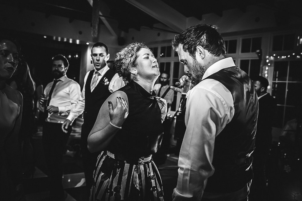 Dancefloor at Swynford Manor Wedding Cambridgeshire
