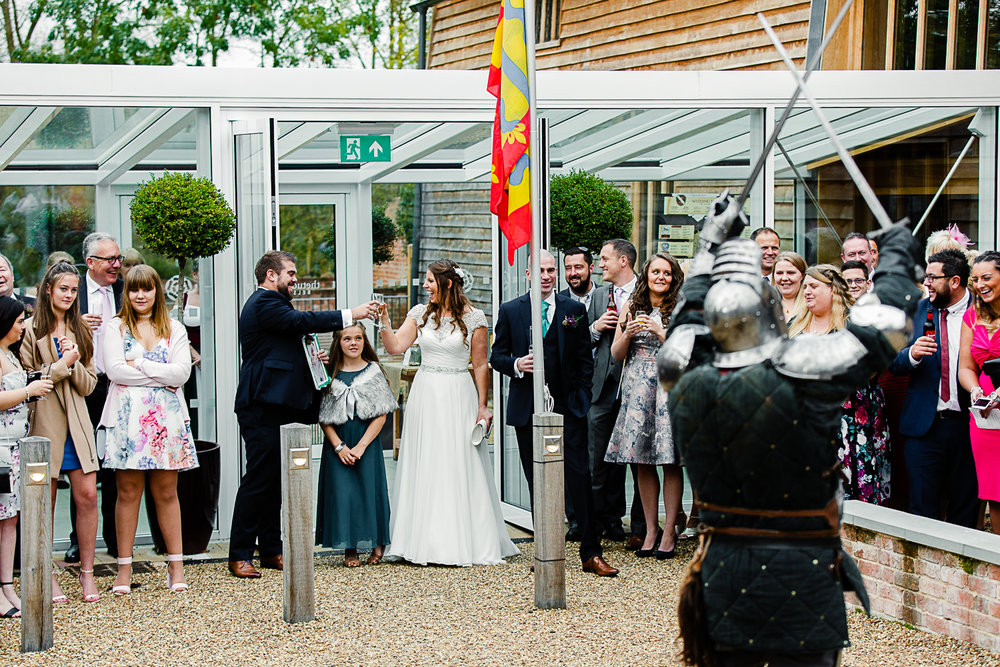 Tudor Barn Belstead Wedding by Essex Wedding Photography