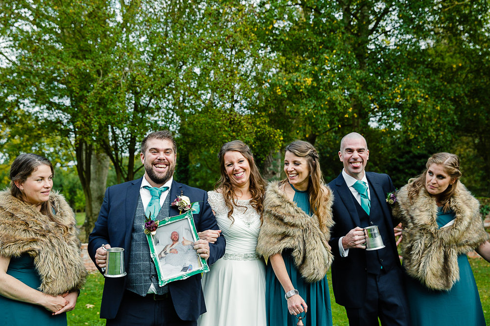 Tudor Barn Belstead Wedding Party - Game of Thrones Themed Wedding