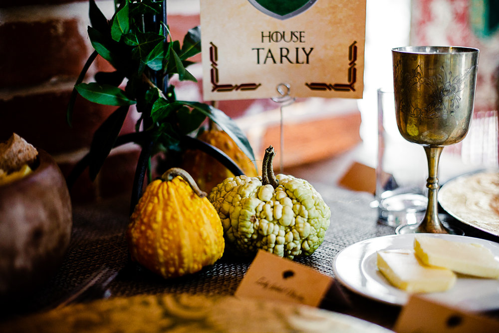 Game of Thrones Themed Wedding at Tudor Barn Belstead