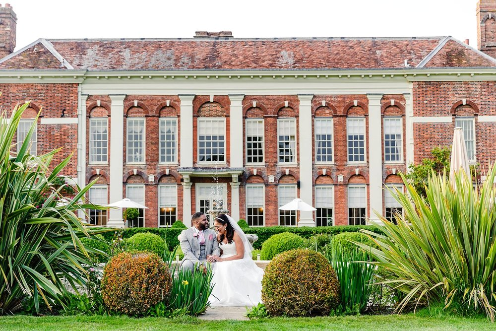 Parklands Quendon Hall Essex Wedding Photographer
