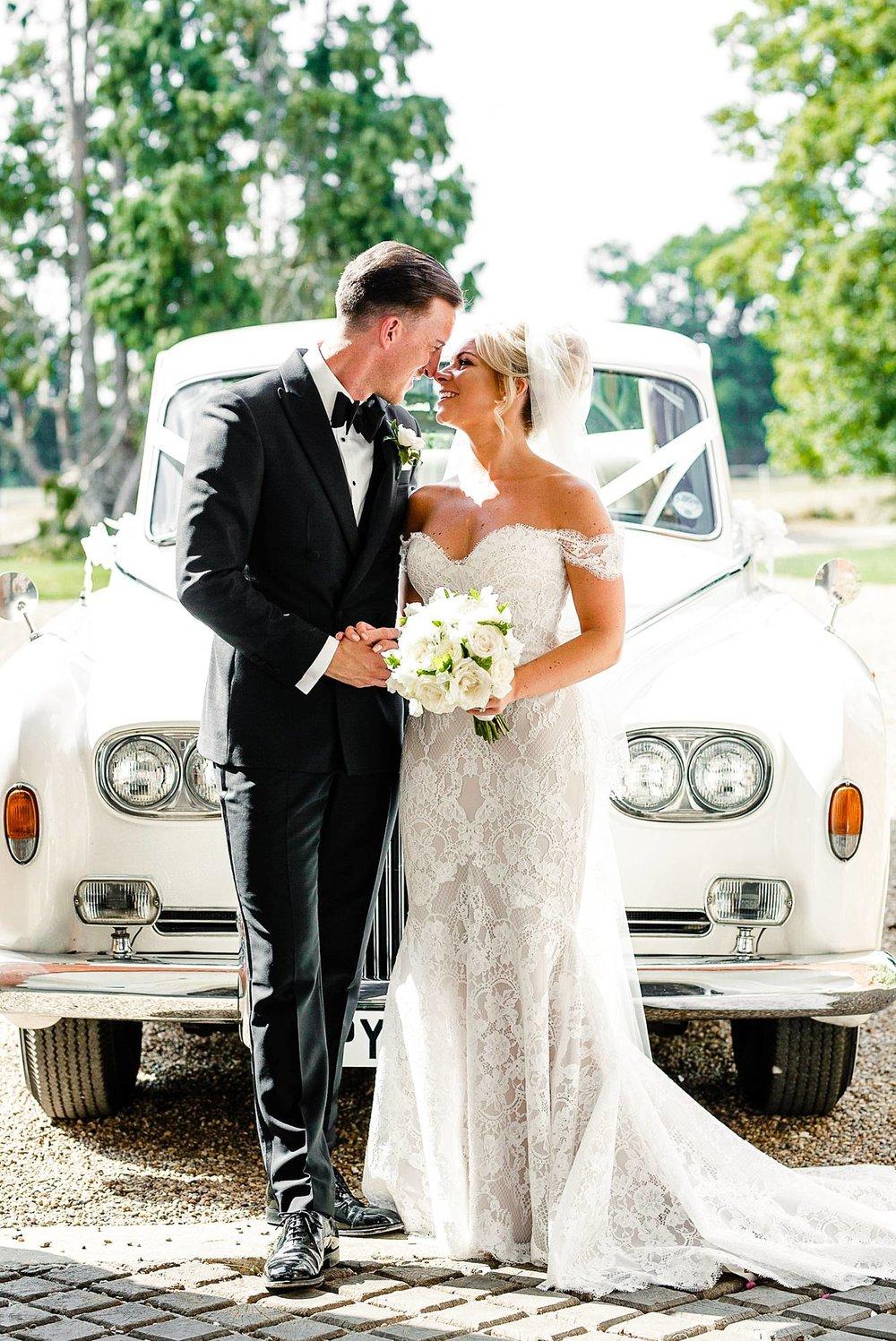 Gosfield Hall Essex Wedding Photographer