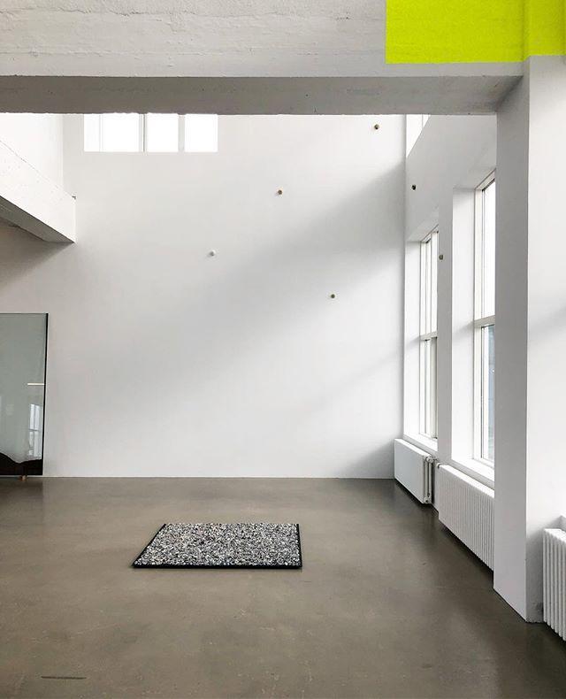 Icelandic artist Ragna Róbertsdóttir #minimalism #art #reykjavik #iceland #thelivingartmuseum