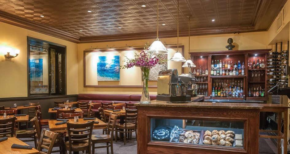 Main Floor | 3rd Coast  Café