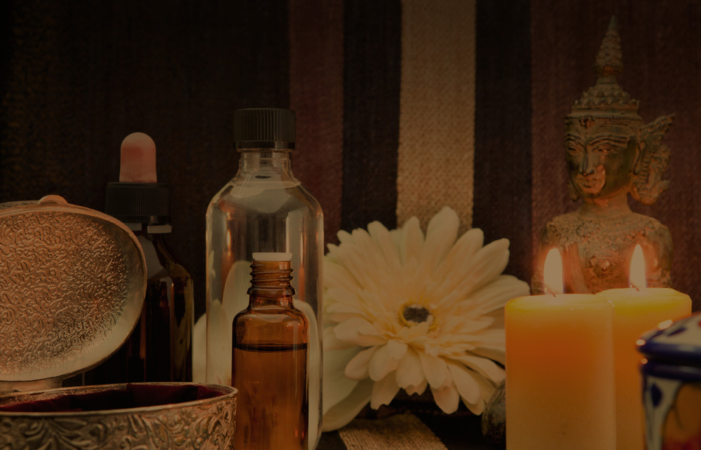 100% PURE ORGANIC OILS, BLENDED ESPECIALLY FOR YOU   More