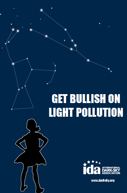Get Bullish on Light Pollution
