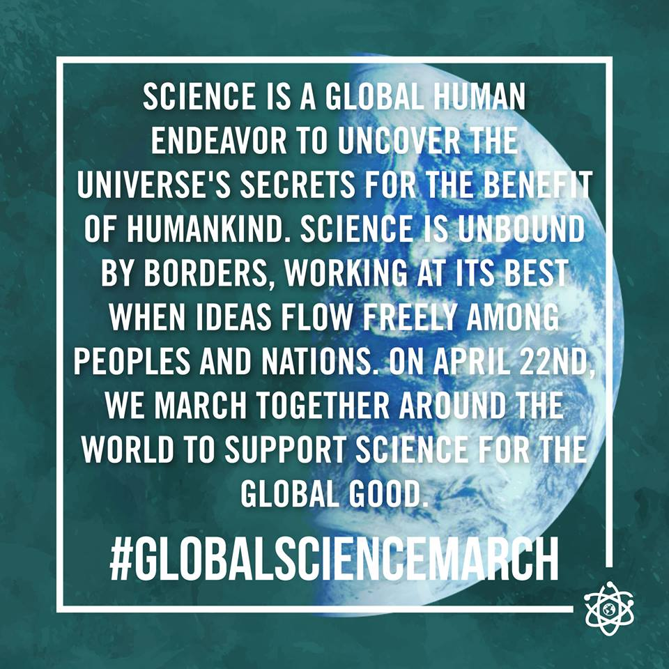 Science is a Global Human Endeavor