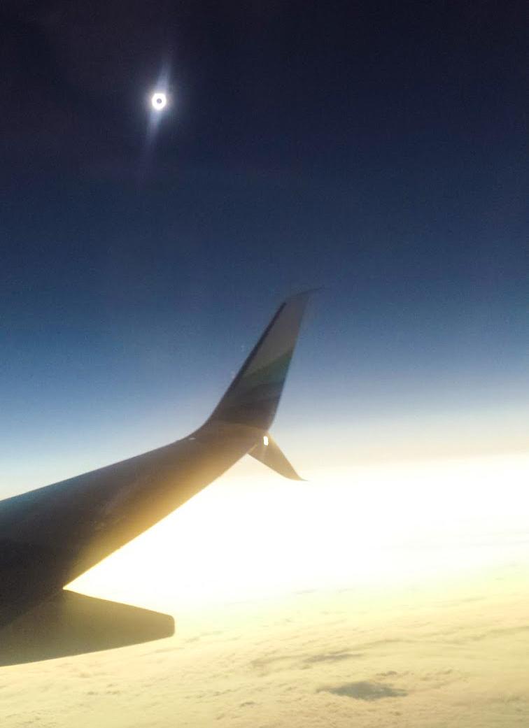 Alaska Flight #9671