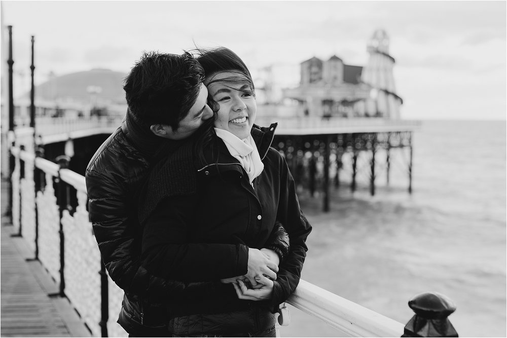 Selina + Michael - Brighton engagement shoot-11.jpg