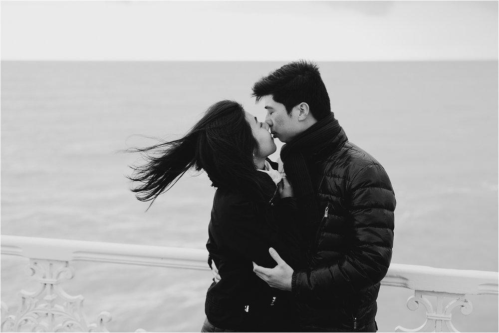 Selina + Michael - Brighton engagement shoot-12.jpg